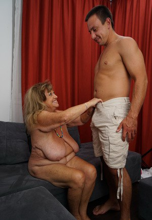 Japanese mom and her son fucking